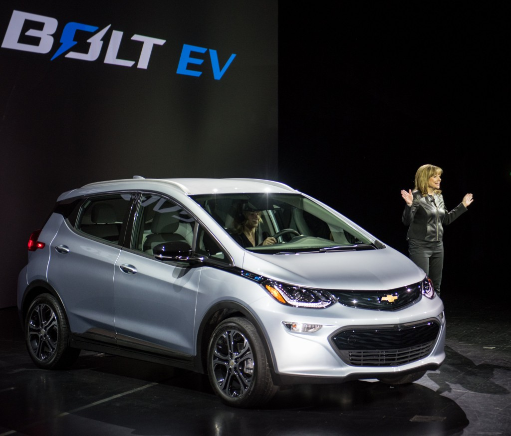 5 Biggest Car Stories Of CES: Faraday Future, Chevrolet, Ford, Toyota, And One More Thing