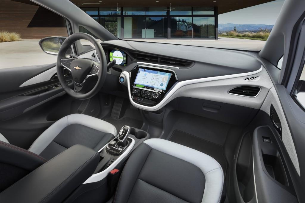 2017 Chevrolet Bolt EV