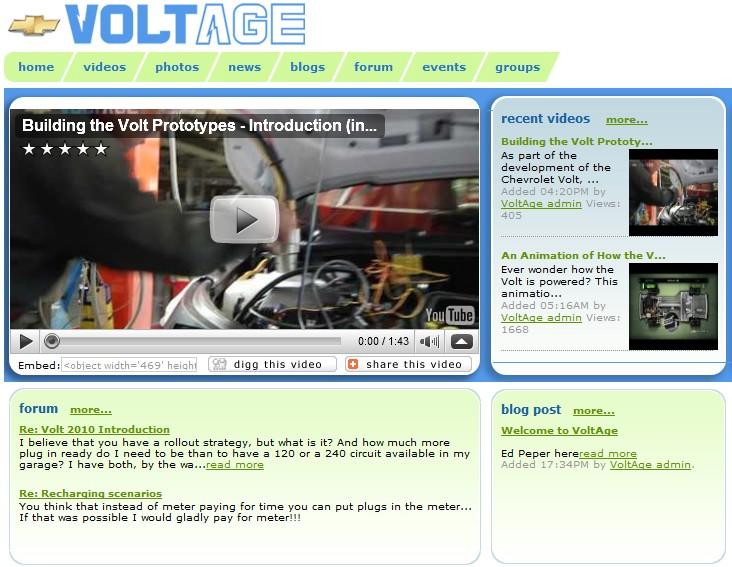 ChevroletVoltAge.com