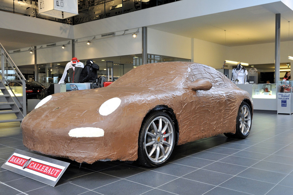 Chocolate Covered Porsche 911 Carrera S