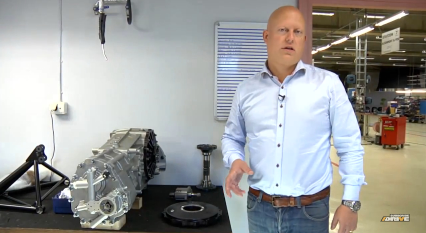 Final Inside Koenigsegg Explains The Gearbox Video