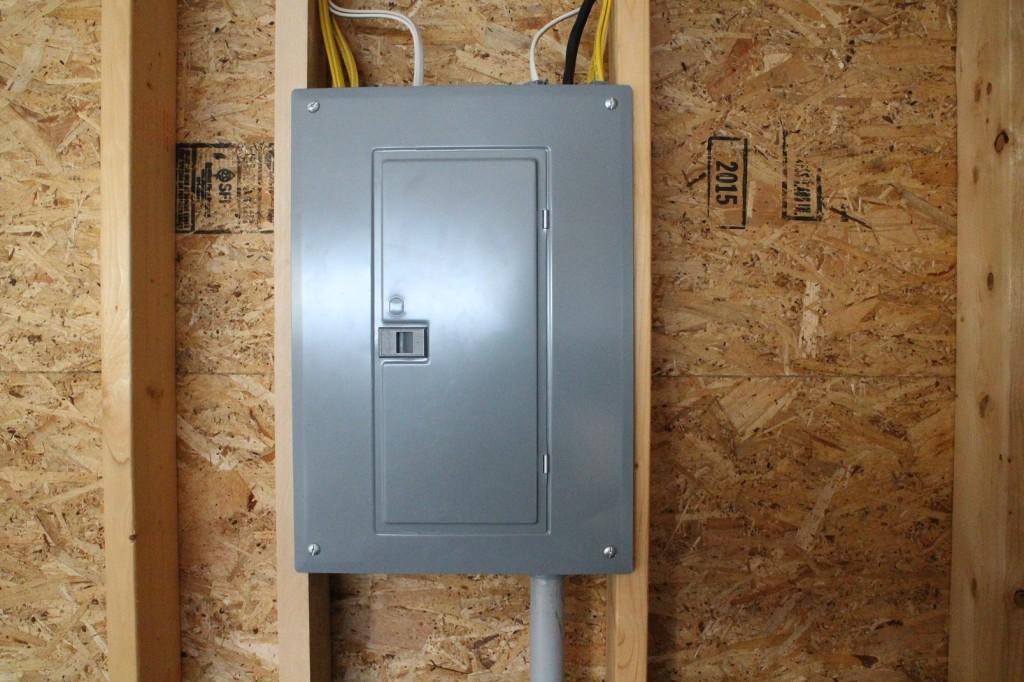 Box Miniature Circuit Breaker Electric Circuit Breakermetal Mcb Box