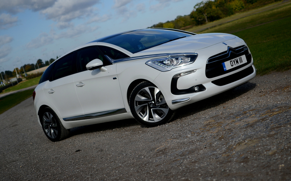 Citroen Ds5 2019 >> The Coolest Hybrid You'll Never Get To Drive