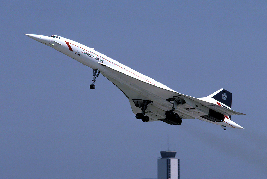 So how about all-electric supersonic aircraft, then?