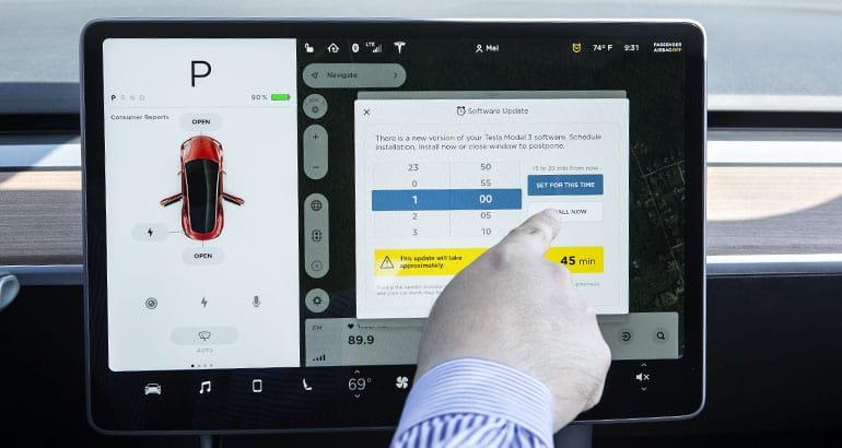 Tesla Model 3 earns Consumer Reports recommendation after ...