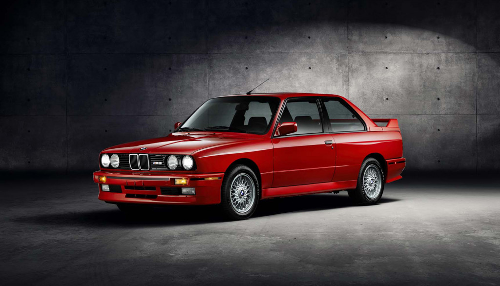 Custom E30 BMW M3 owned by Kith founder Ronnie Fieg