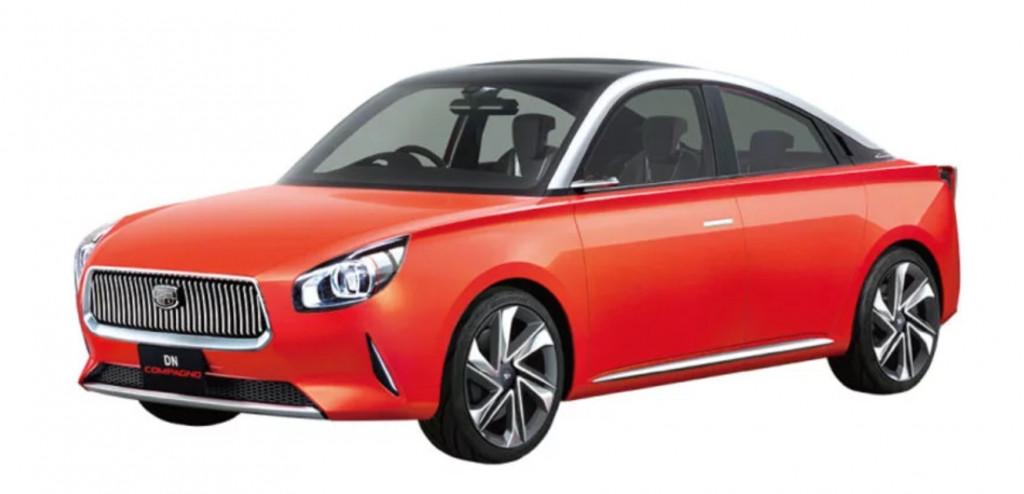 Daihatsu DN Compagno concept
