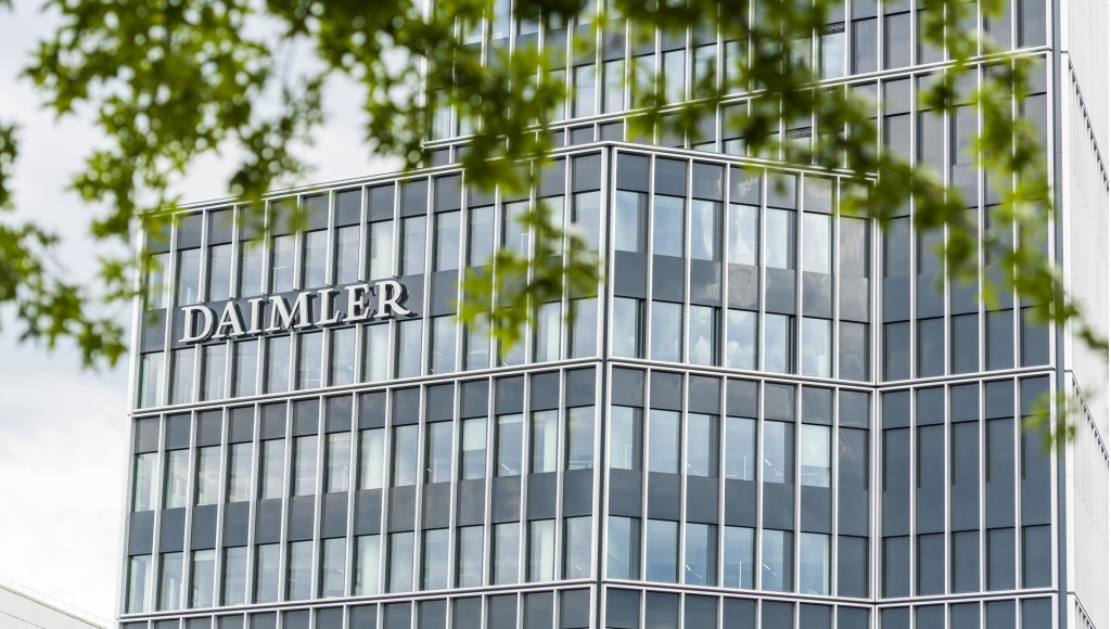 Daimler to cut jobs in $1.1B cost savings drive