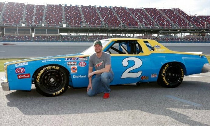 Dale Earnhardt Jr. curates 'Glory Road' exhibit at NASCAR Hall of Fame