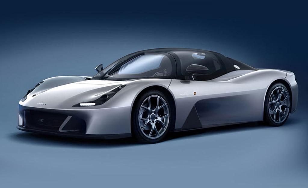 Dallara Stradale sports car revealed