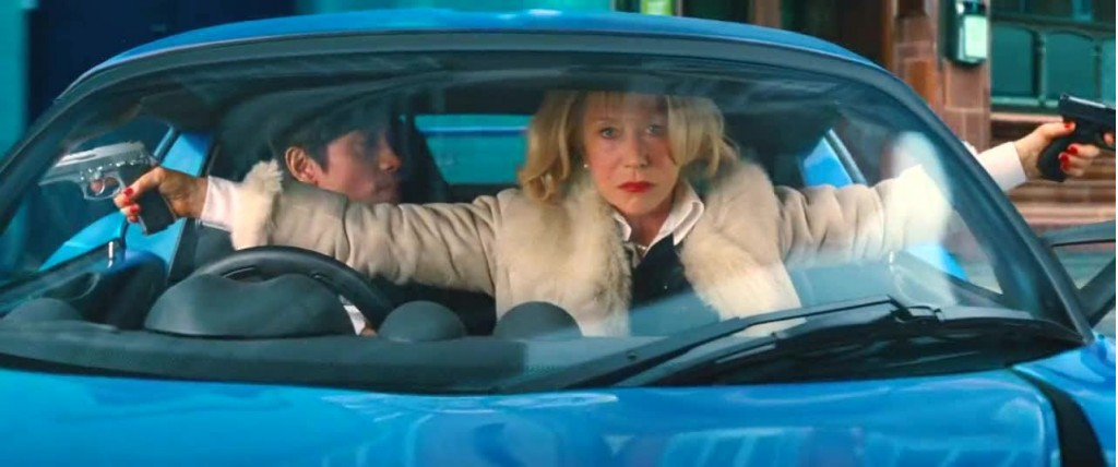 Dame Helen Mirren in Red 2
