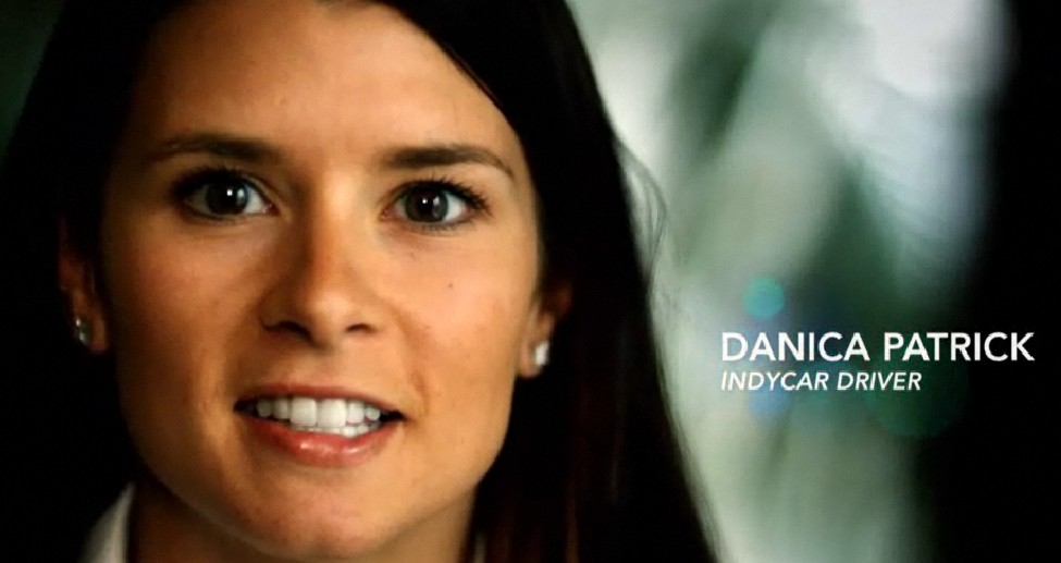Danica Patrick in Honda's 'Failure' documentary by Derek Cianfrance