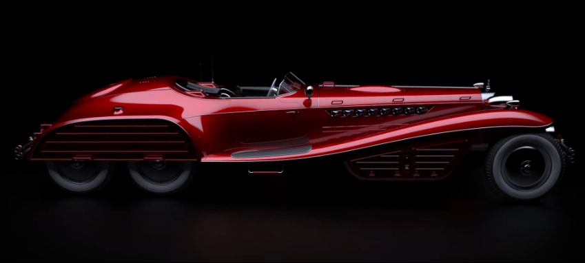 Is The Red Skull S Schmidt Hydra Coupe The Ultimate