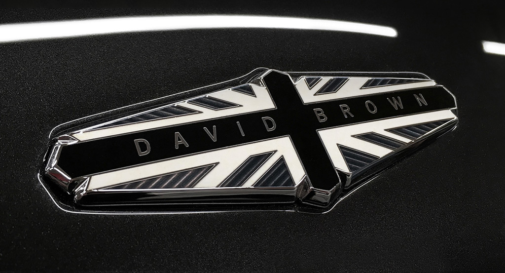 David Brown Auto confirms 600-plus-horsepower Speedback Silverstone Edition