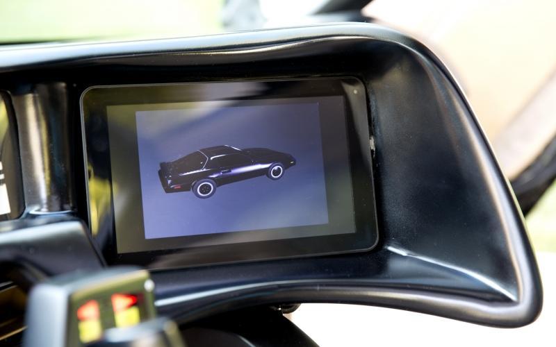 David Hasselhoff's Personal Knight Rider KITT Pontiac Firebird. Image via Julien's Live.