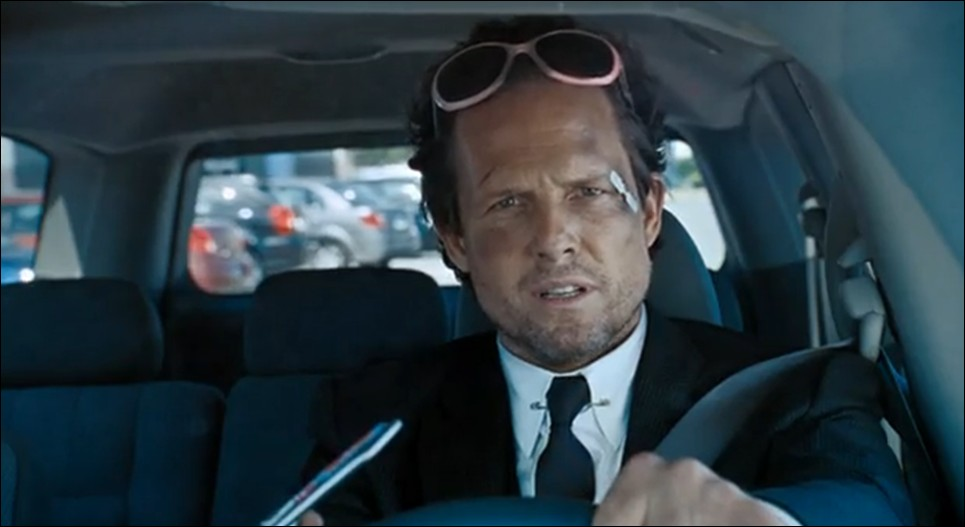 Dean Winters as 'Mayhem' in Allstate ad campaign