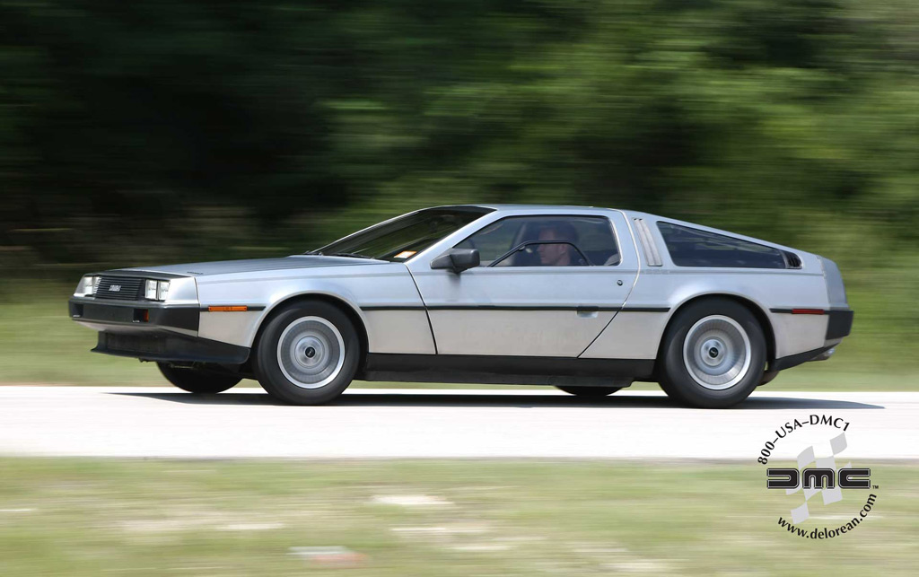 Back to the future: Reborn DeLorean DMC-12 is a year away