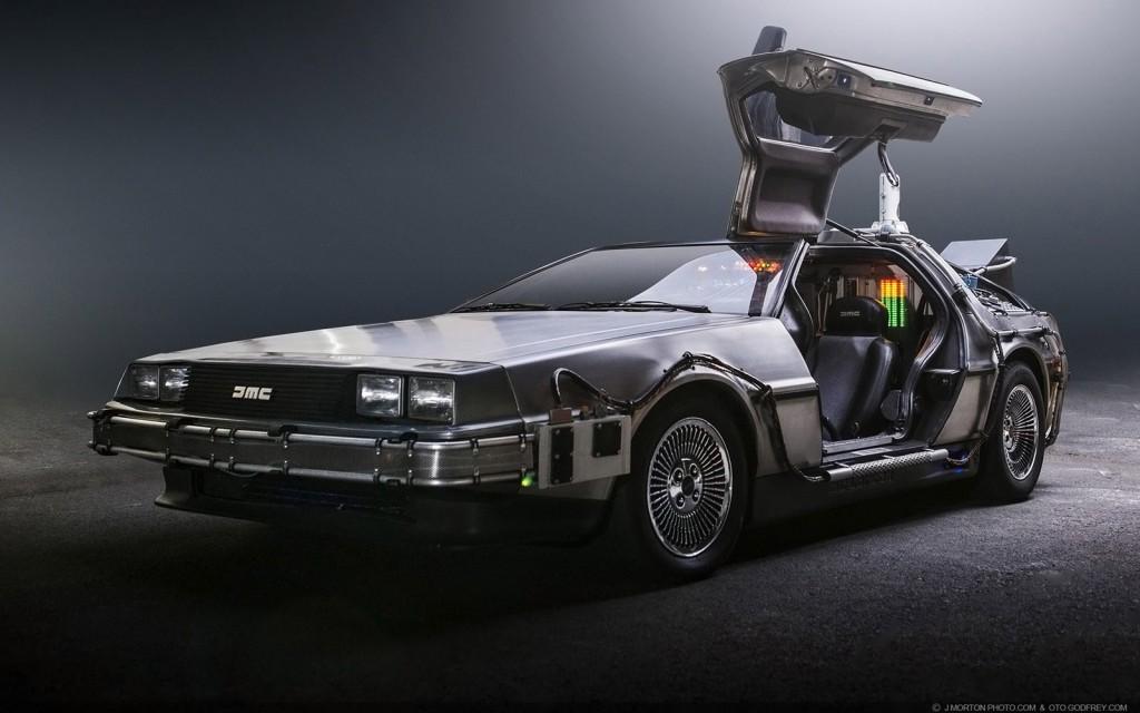 la VERA DeLorean 2017