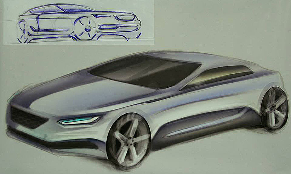 Design Your Own Car In Gms Auto Design Competition