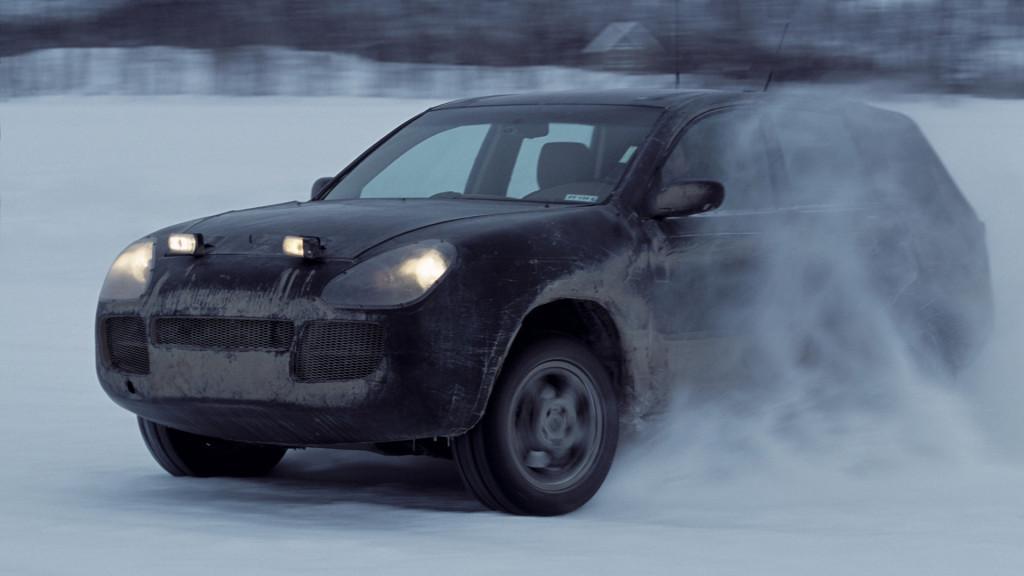 Developing the first-generation Porsche Cayenne