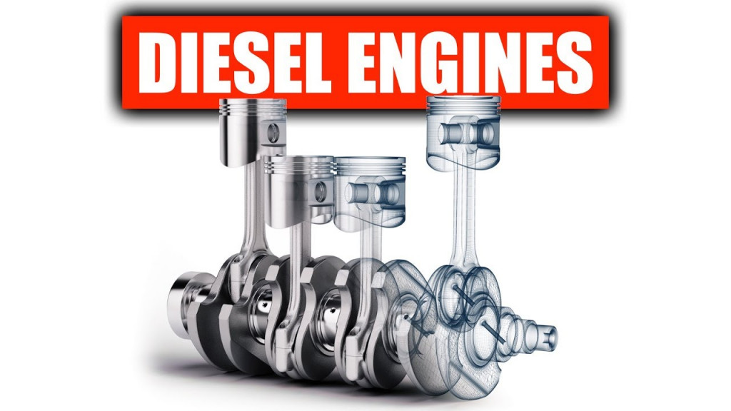Why diesel engines lose power and efficiency over time