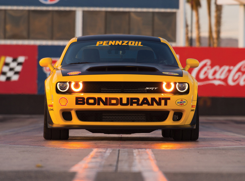 Dodge to remain exclusive Bondurant performance driving school partner