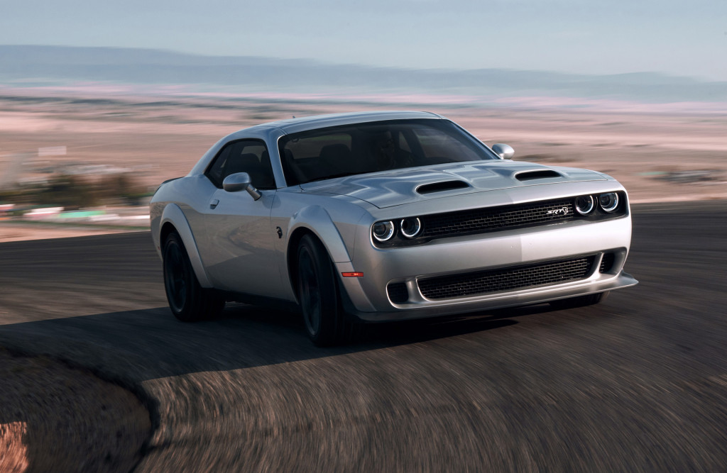 Here are all the parts the 2019 Dodge Challenger Hellcat Redeye borrowed from the Demon