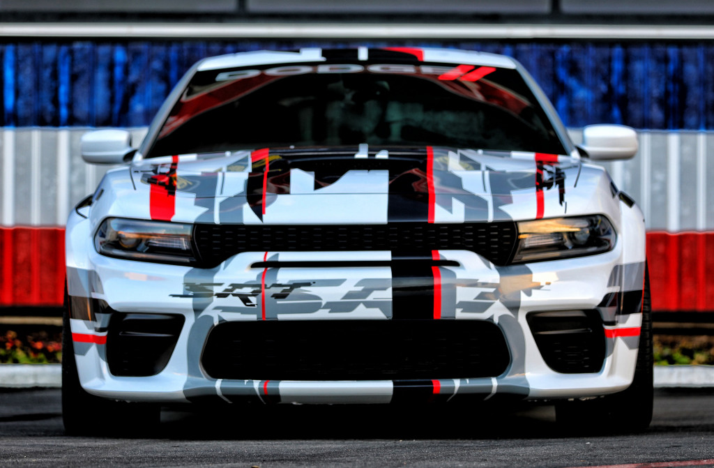 Dodge Charger Widebody concept