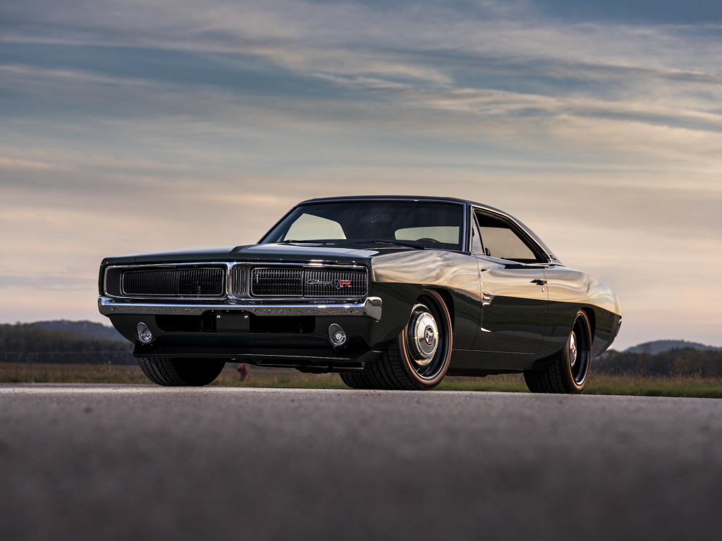 1969 Dodge Charger Defector by Ringbrothers