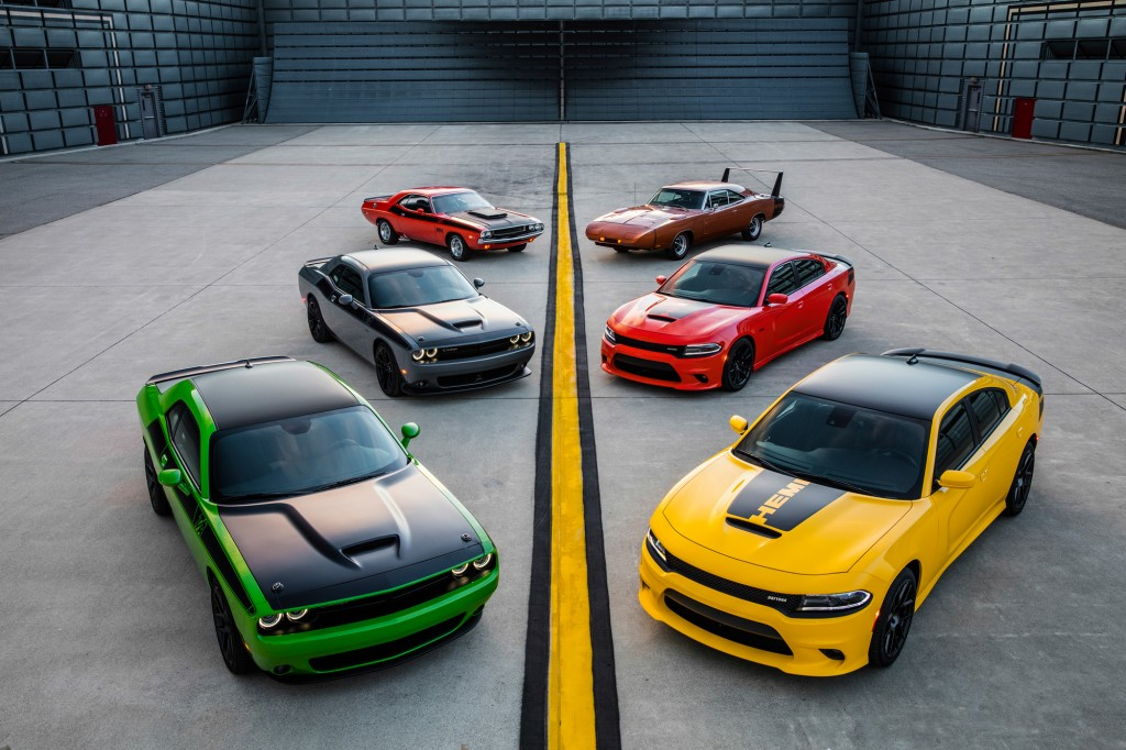 Dodge Adds Challenger Ta And Charger Daytona Models For 2017