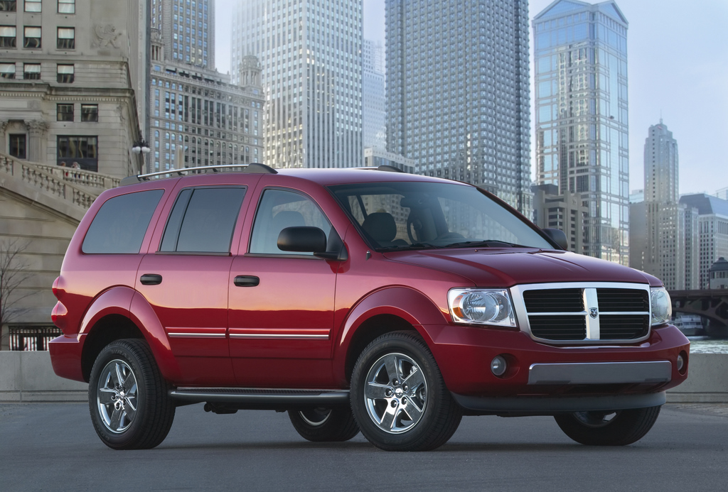 Chrysler Aspen Dodge Durango Ram Recalled To Fix - Chrysler 2500