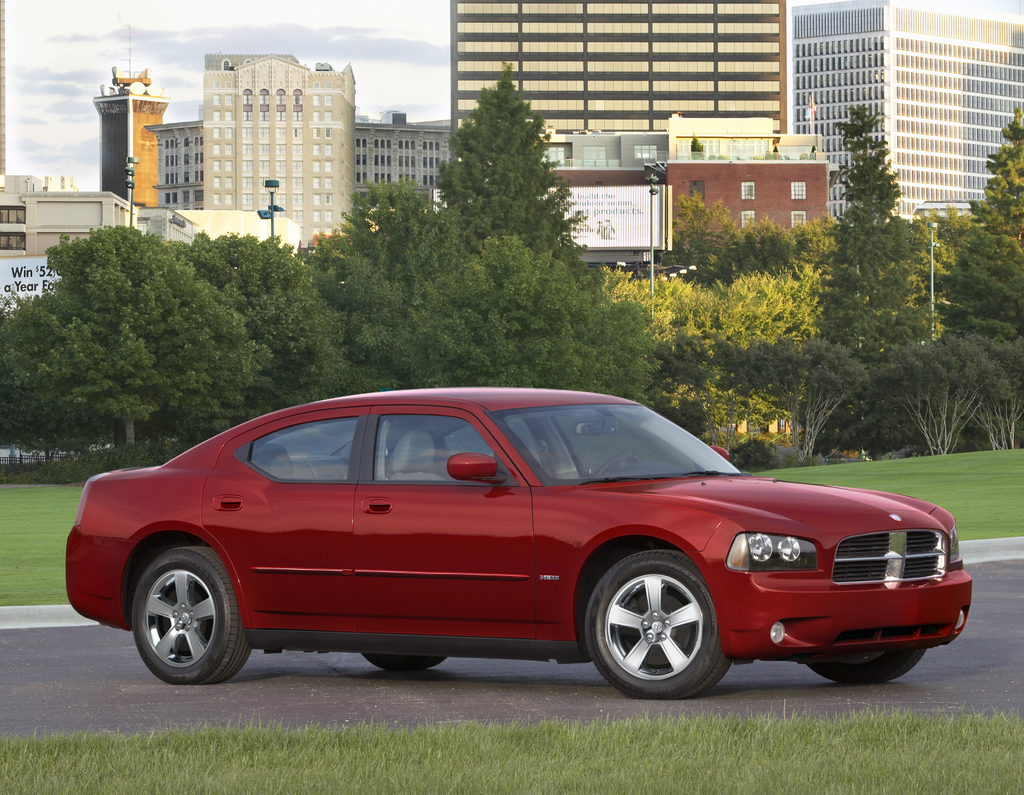 2009 Dodge Charger Review Ratings Specs Prices And Photos The Car Connection