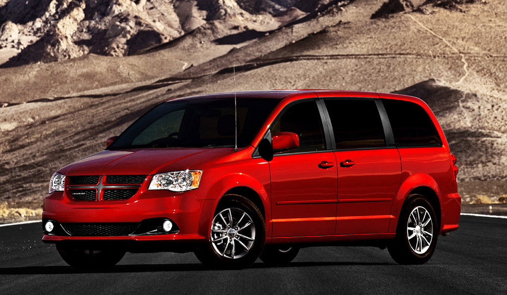 2011-2012 Dodge Grand Caravan recalled for unintended airbag deployment: 296,000 vehicles affected