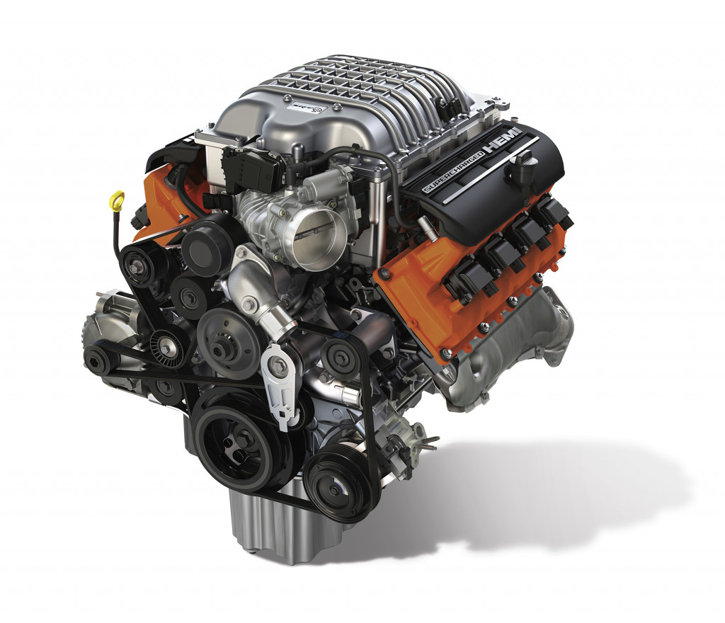 Hellcat Crate Engine Can Be Had For News About Cool Cars