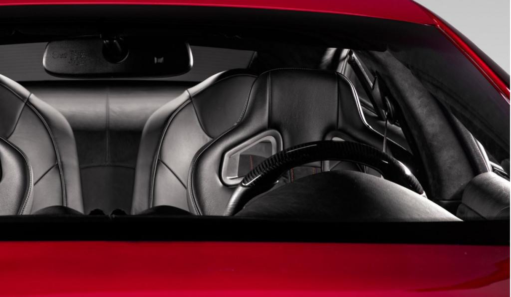 Drako GTE sport sedan