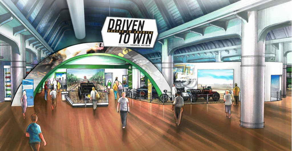 Driven to Win: Racing in America exhibit at Henry Ford Museum