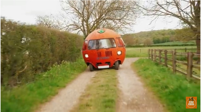 """Edd China gets a driveable orange back on the road in """"Workshop Diaries"""" episode 6"""