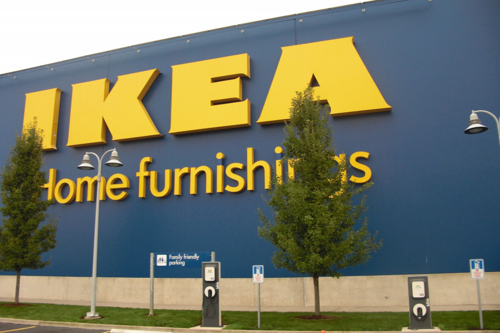 IKEA to use electric vehicles for home delivery in five global cities by 2020