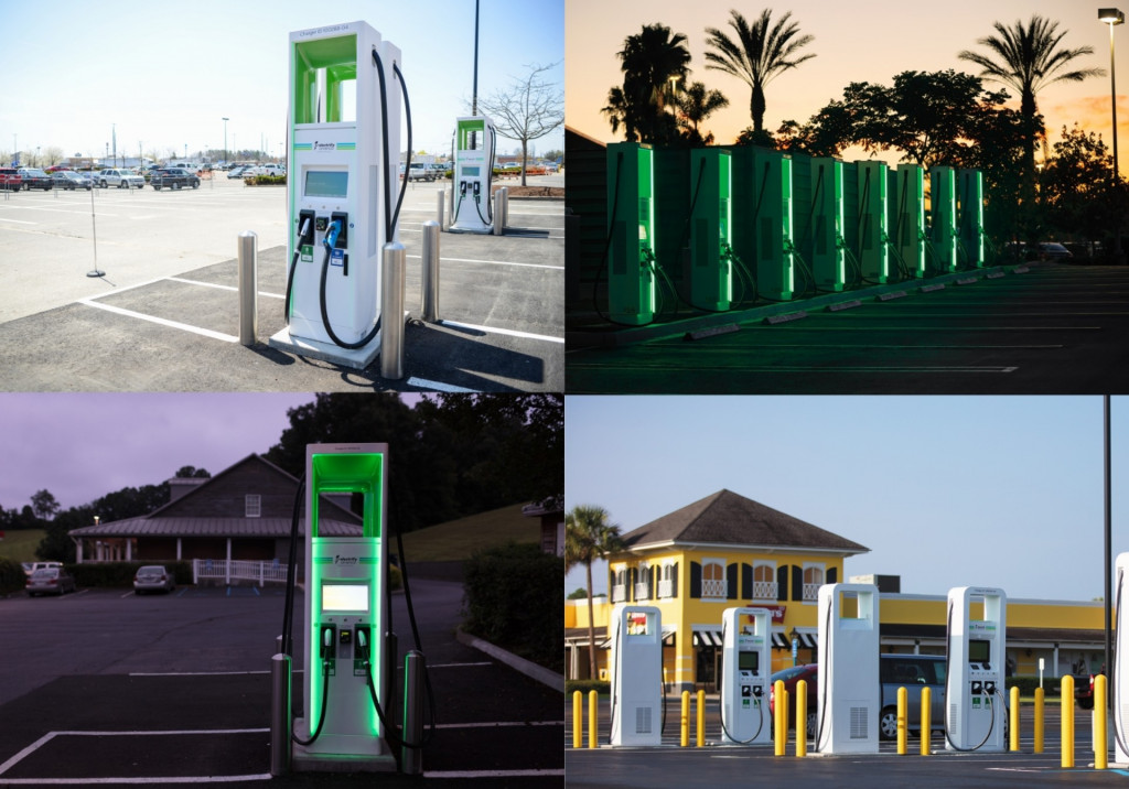 Electrify America Is Gaining Ground On Tesla Supercharging