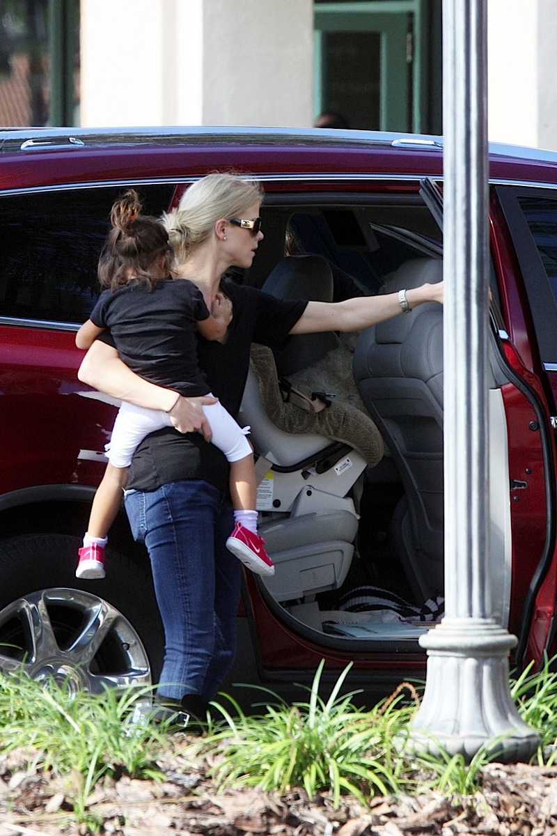 Elin Nordegren: Loyal To Buick, But To Tiger? Not So Much.