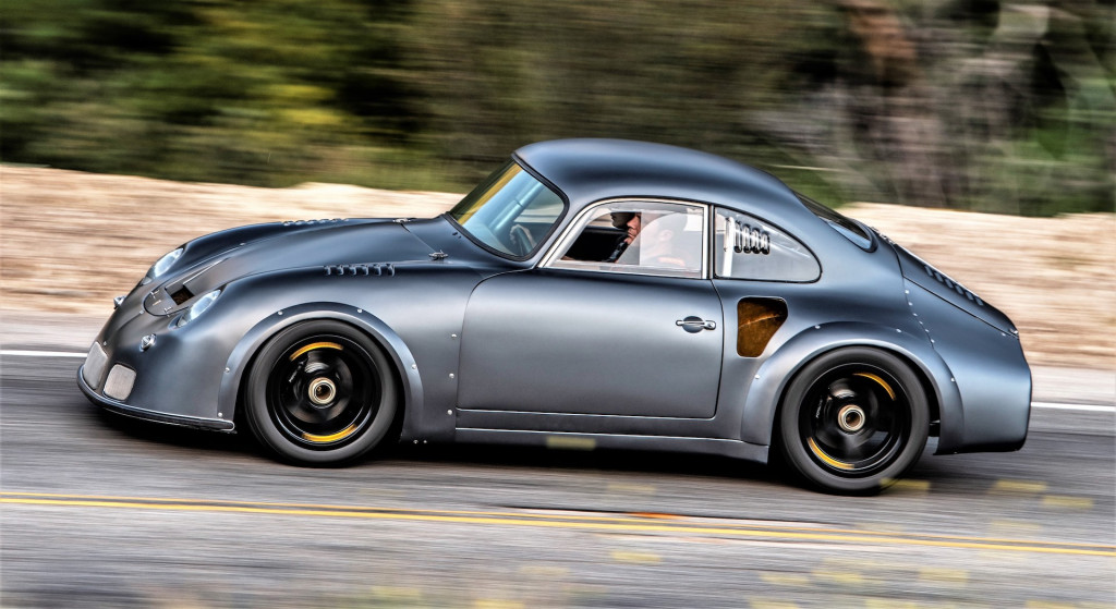 Emory Motorsports' 1960 Porsche 356 RSR merges the 356 with components of a 964