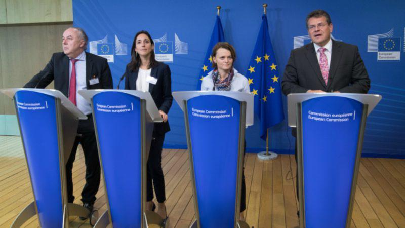 European Union battery alliance announcement