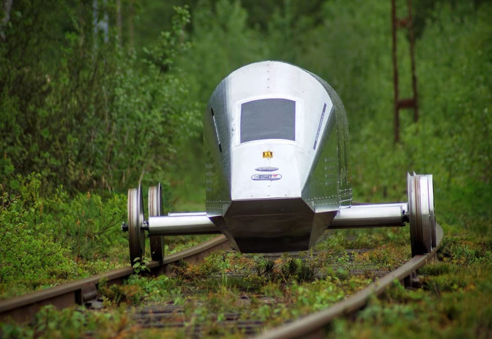 Most Efficient All Electric Railcar Competition Won By Swedes