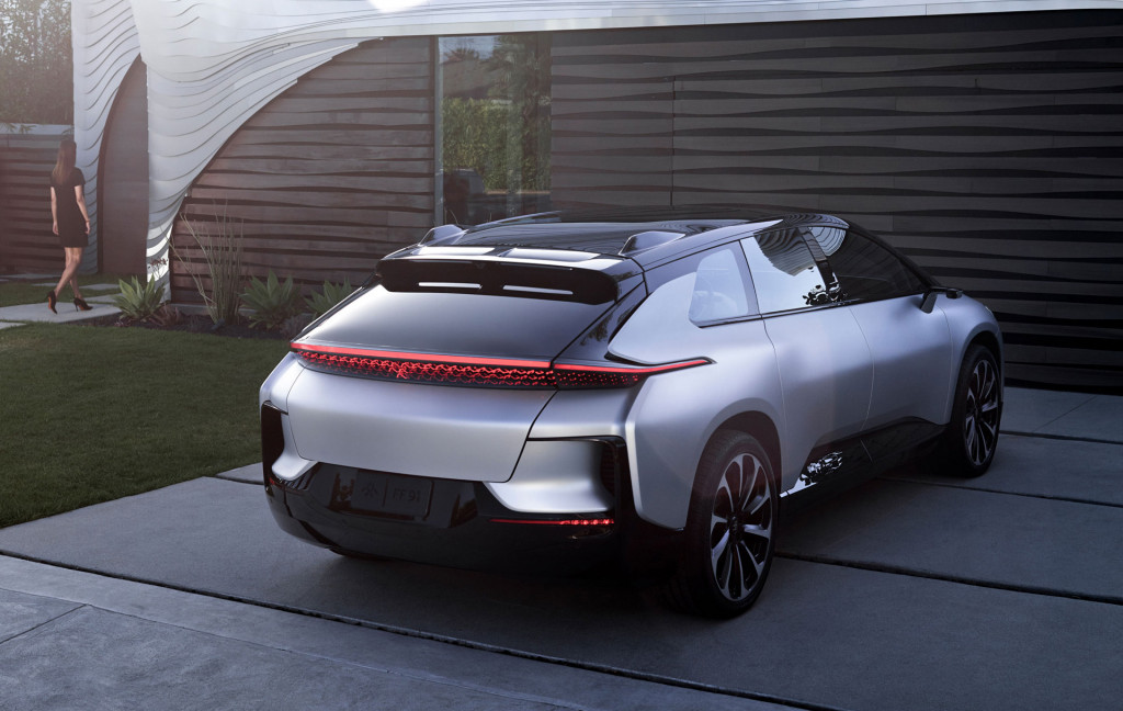 Faraday Future Promised 1 5 Billion Says Ff 91 Will Arrive By