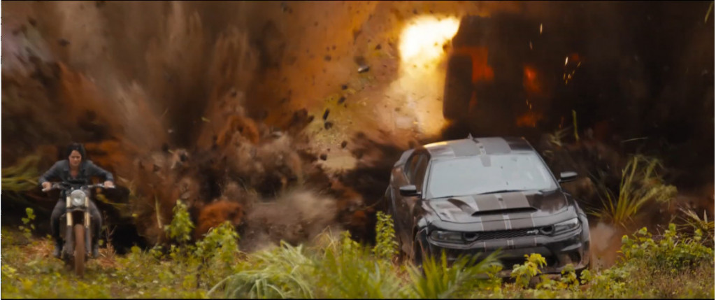 Fast And Furious 9 Trailer Features Explosions Nos And Tons Of Horsepower