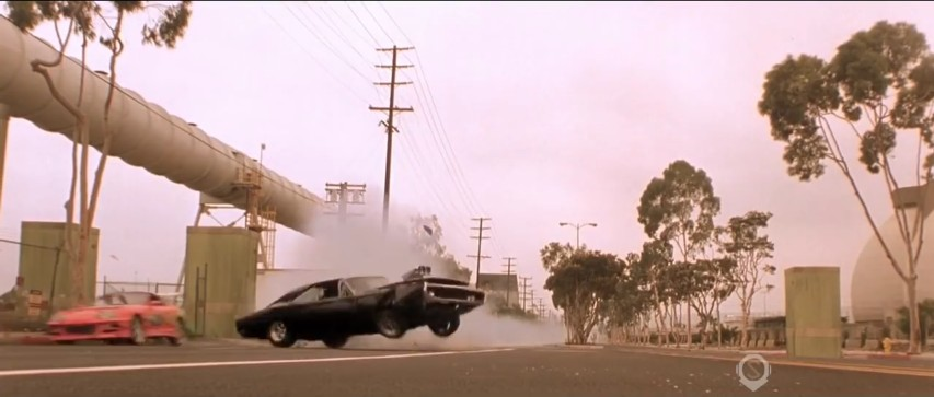 Watch All 110 Crashes From The First Six Fast Amp Furious Movies