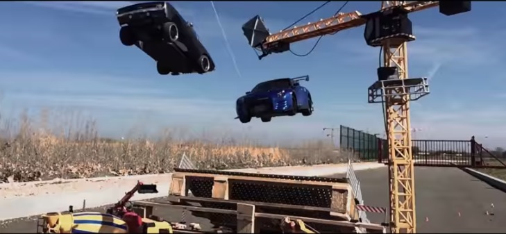 Bmw Palm Springs >> Fast & Furious RC Race, Chase Is Amazing: Video