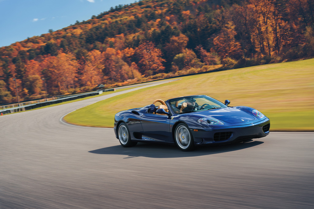 1999-2005 Ferrari 360.