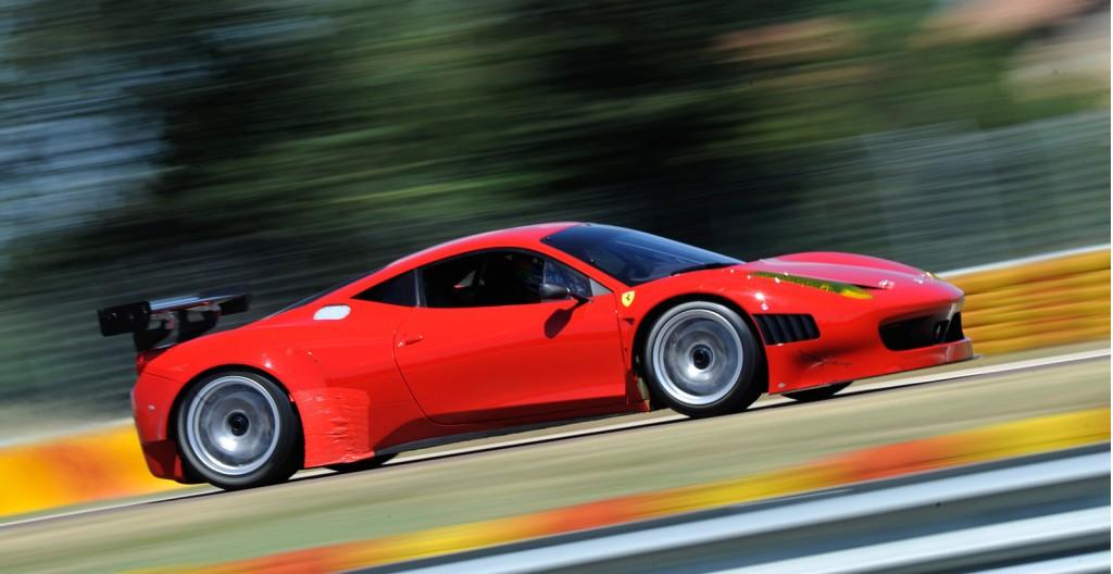 Ferrari 458 Grand Am Making Racing Debut At 2012 Daytona 24 Hours