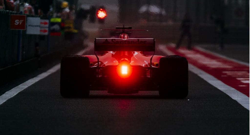 Ferrari at the 2017 Formula One Chinese Grand Prix